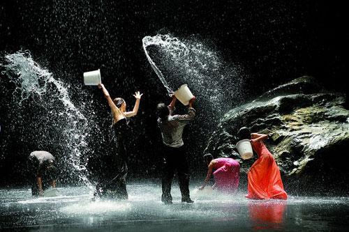 Choreografie van Vollmond