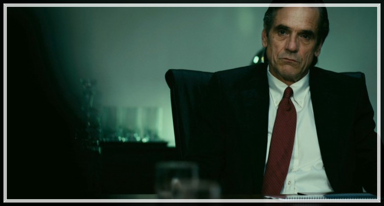 Jeremy Irons in Margin Call