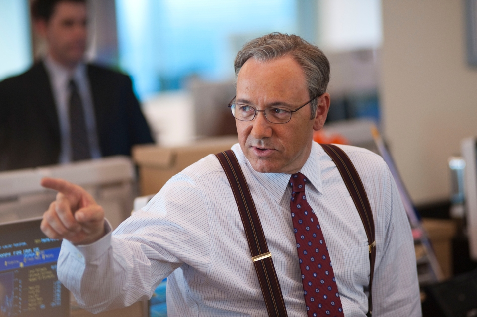 Kevin Spacey in Margin Call