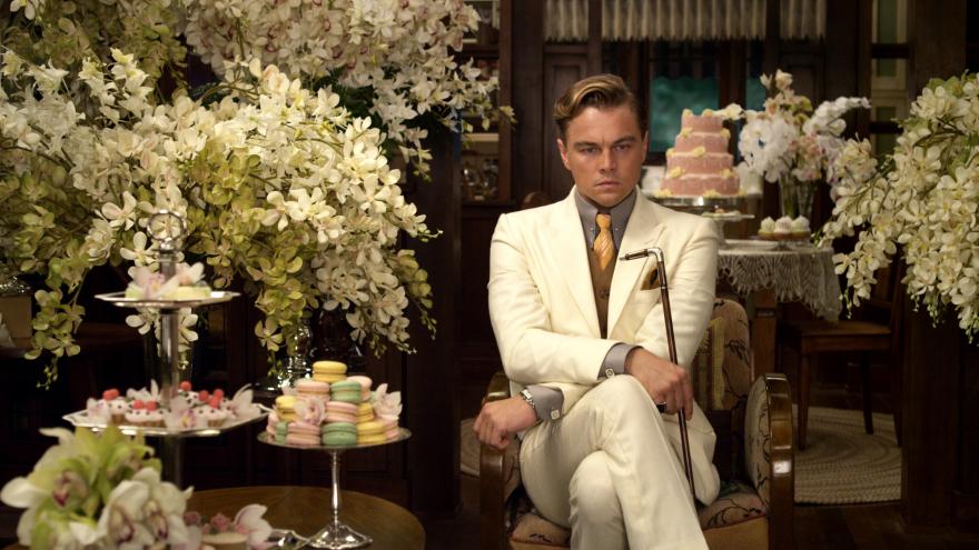 Gatsby is zenuwachtig, ziet u wel