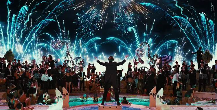 Party at The Great Gatsby