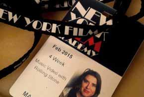 New York Film Academy – de eersteontmoetingen